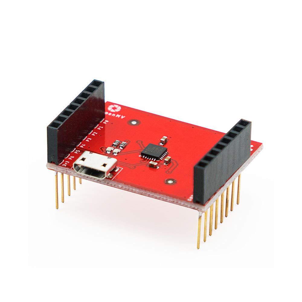OpenMV® OpenMV3 4 2 Serial Debugging Expansion Board H7 M7 CP2104 UART to USB Converter