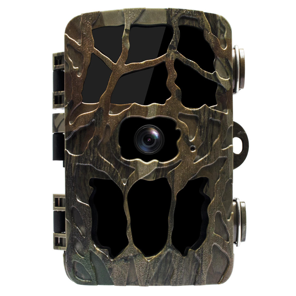 12MP 16Million Pixel 1080P HD Video 940nm Red ID Camouflage Hunting Trail Camera Infrared Night Vision Traps Scouting Motion Detection Animal Photo - 1
