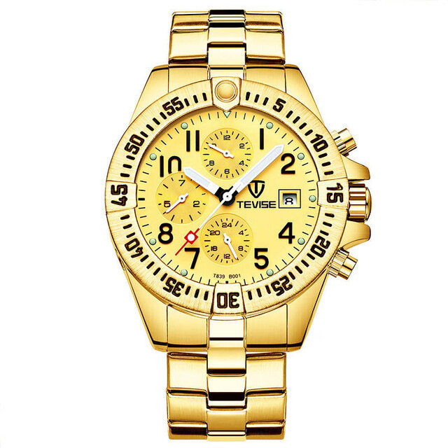Forsining S107 Fashion Men Watch 3ATM Waterproof Luminous Display Automatic Mechanical Watch - 5