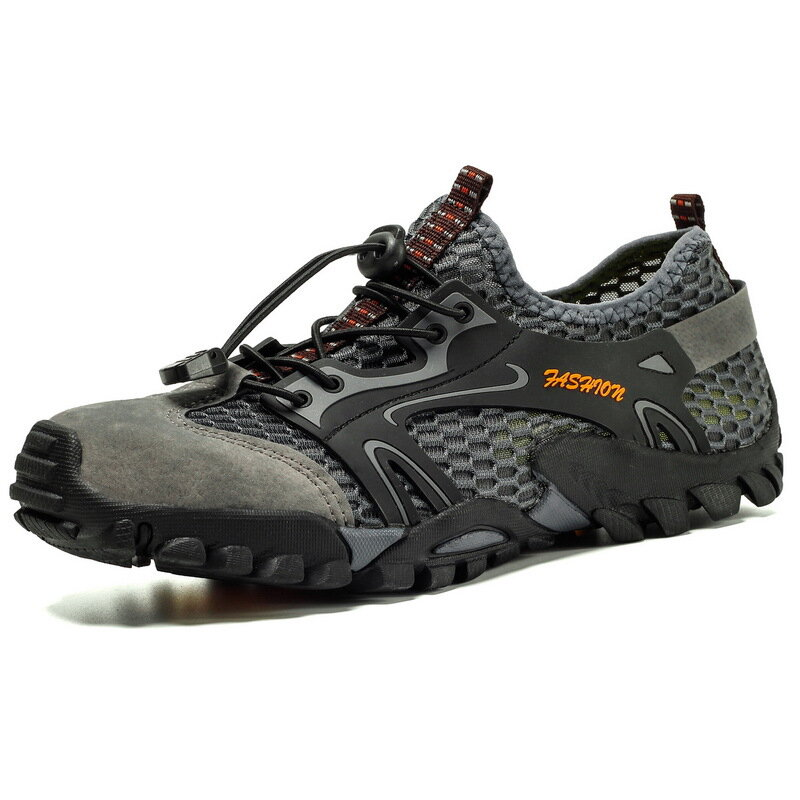 TENGOO Fly-A Men Sneakers Ultralight Soft Breathable Bouncy Shock Absorption Running Xiaomi Sneakers Sports Shoes - 1