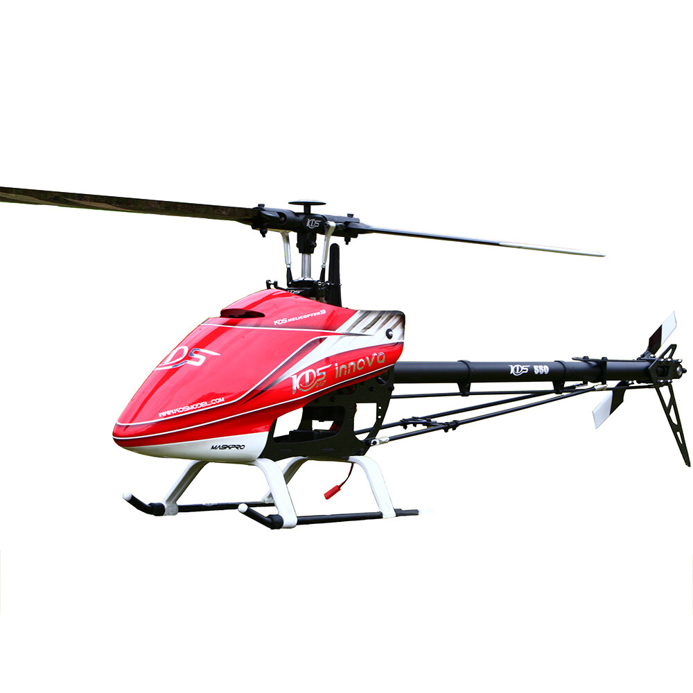 KDS INNOVA 550 6CH 3D Flying Flybarless RC Helicopter Kit