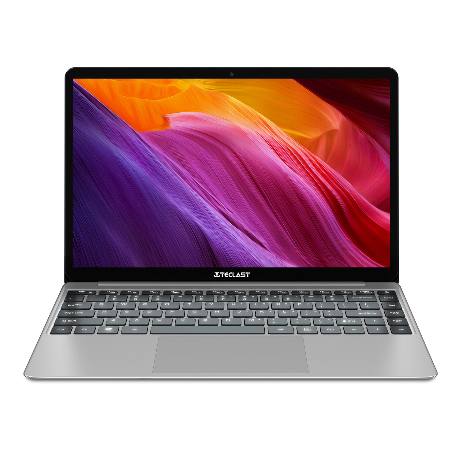 Teclast F7 Plus Laptop 14.1 inch N4100 8GB RAM 256GB  SSD  Intel UHD Graphics 600 Win10 Notebook