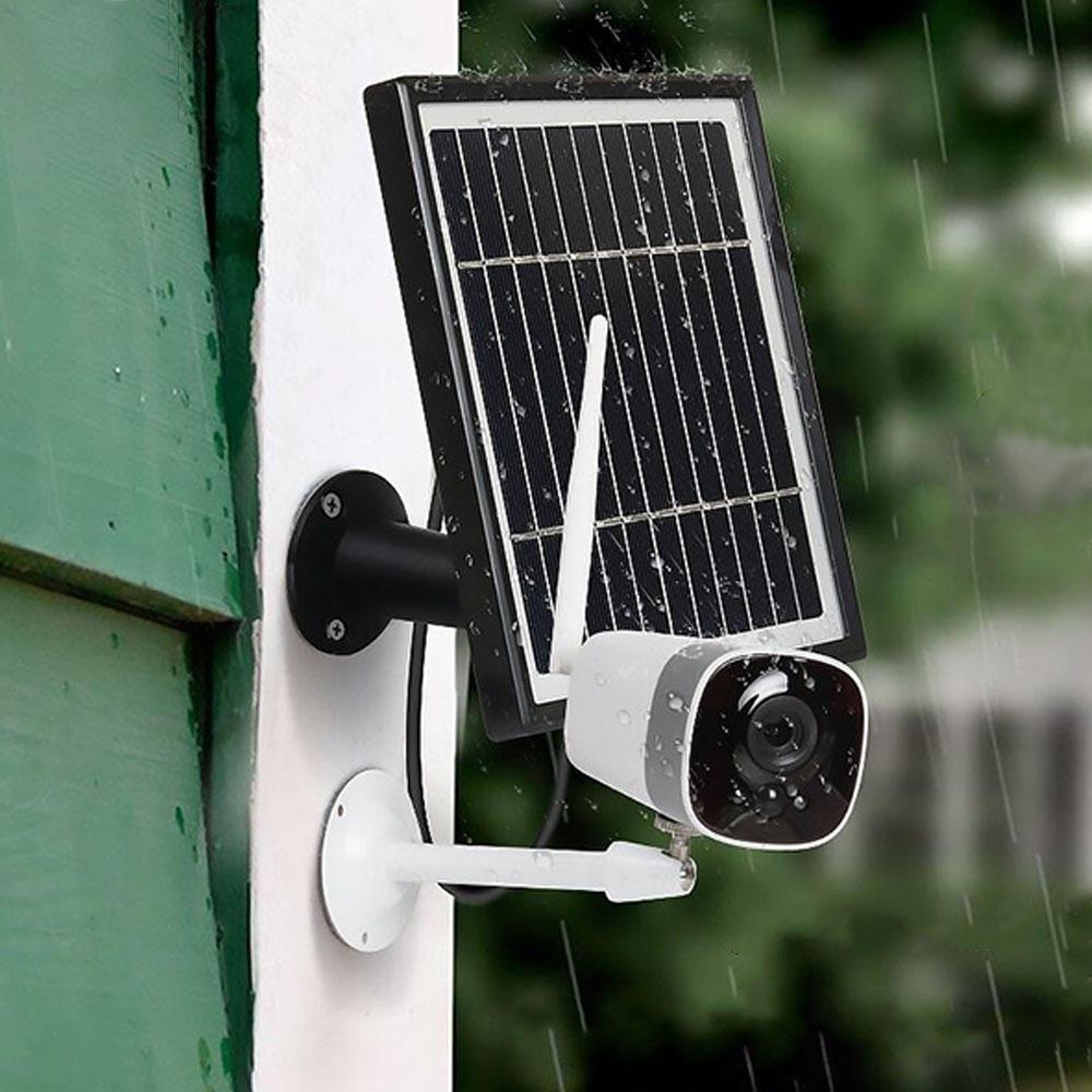 Xiaovv DC05F HD 1080P Battery Solar Power Camera AP Hot Spot Outdoor Wireless Waterproof  Security IP Camera