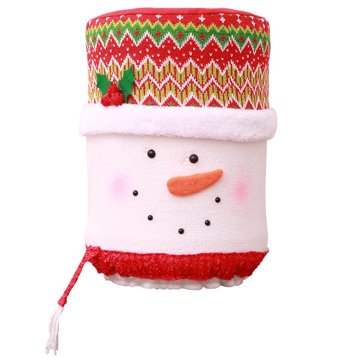 Water Bucket Dispenser Dust Cover Purifier Container Bottle Christmas Xmas Decorations - 7