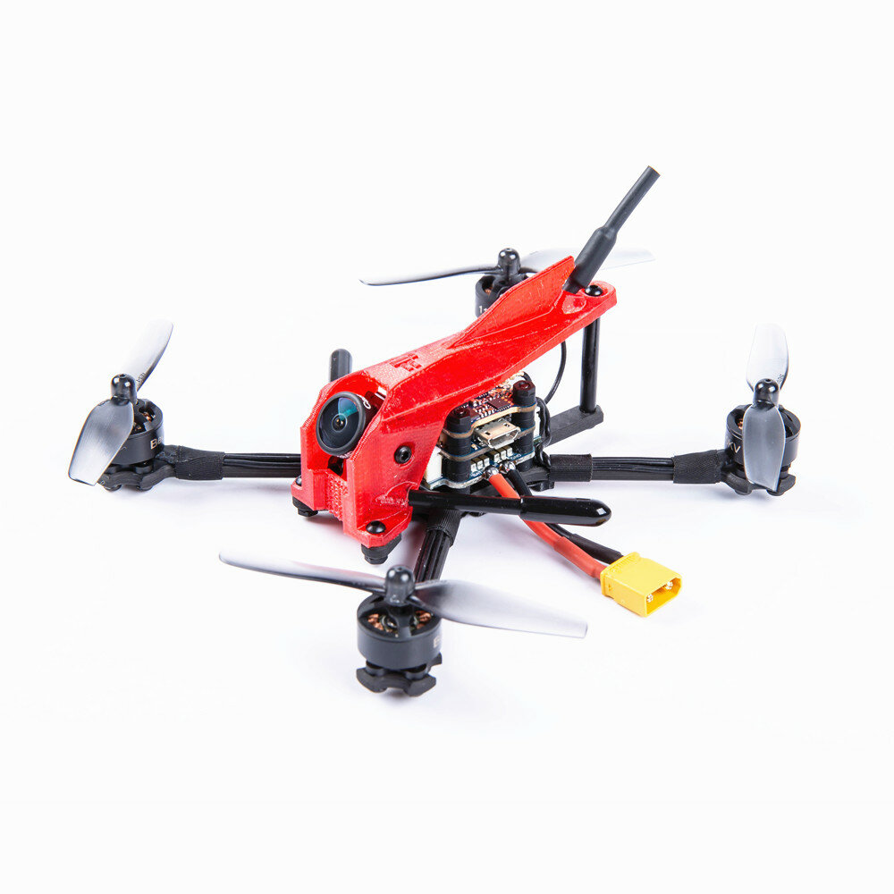 iFlight TurboBee 120RS V2 120mm F4 2S FPV Racing Drone PNP BNF w/ 1103 10000KV Motor Turbo Eos2 Camera