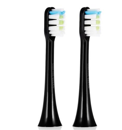 Testine di ricambio per spazzolino da denti 2 pezzi compatibili per Soocas X1 / X3/23656544/V1/X3U Soocare spazzolino elettrico