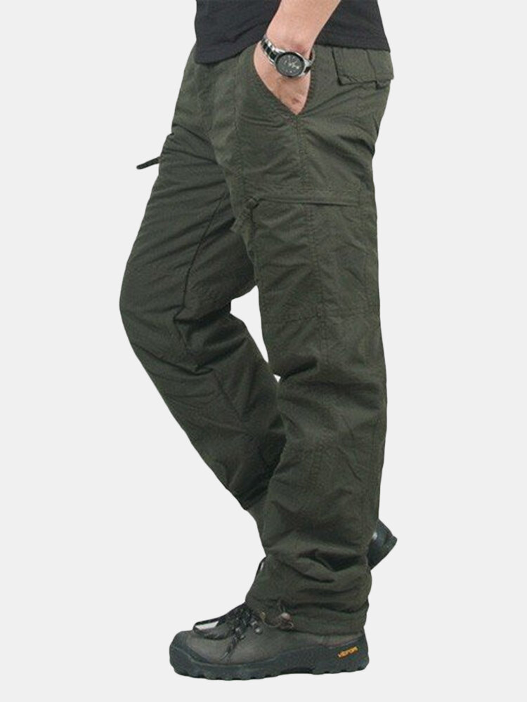 Mens Casual Baggy Street Pant Hippy Harem Drop Crotch Zipper Long Trouser Slack - 1