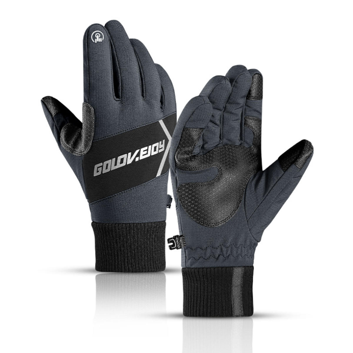 Winter Warm Thermal Touch Screen Gloves Ski Snow Snowboard Cycling WaterproofTouchscreen фото