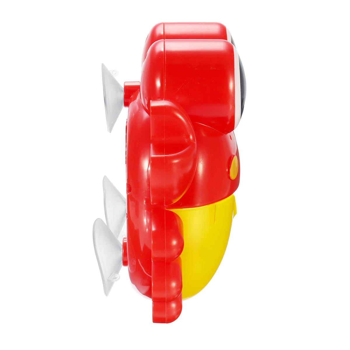 Crab Bubble Machine Musical Bubble Blower Maker Bath 7 Colorful Light Music Baby Kid - 6