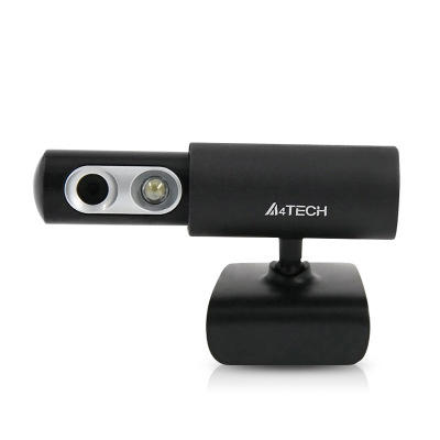 A4TECH PK-838 USB Laptop Camera 360-degree 1200W Pixels 480P HD Resolution With Microphone For Notebook