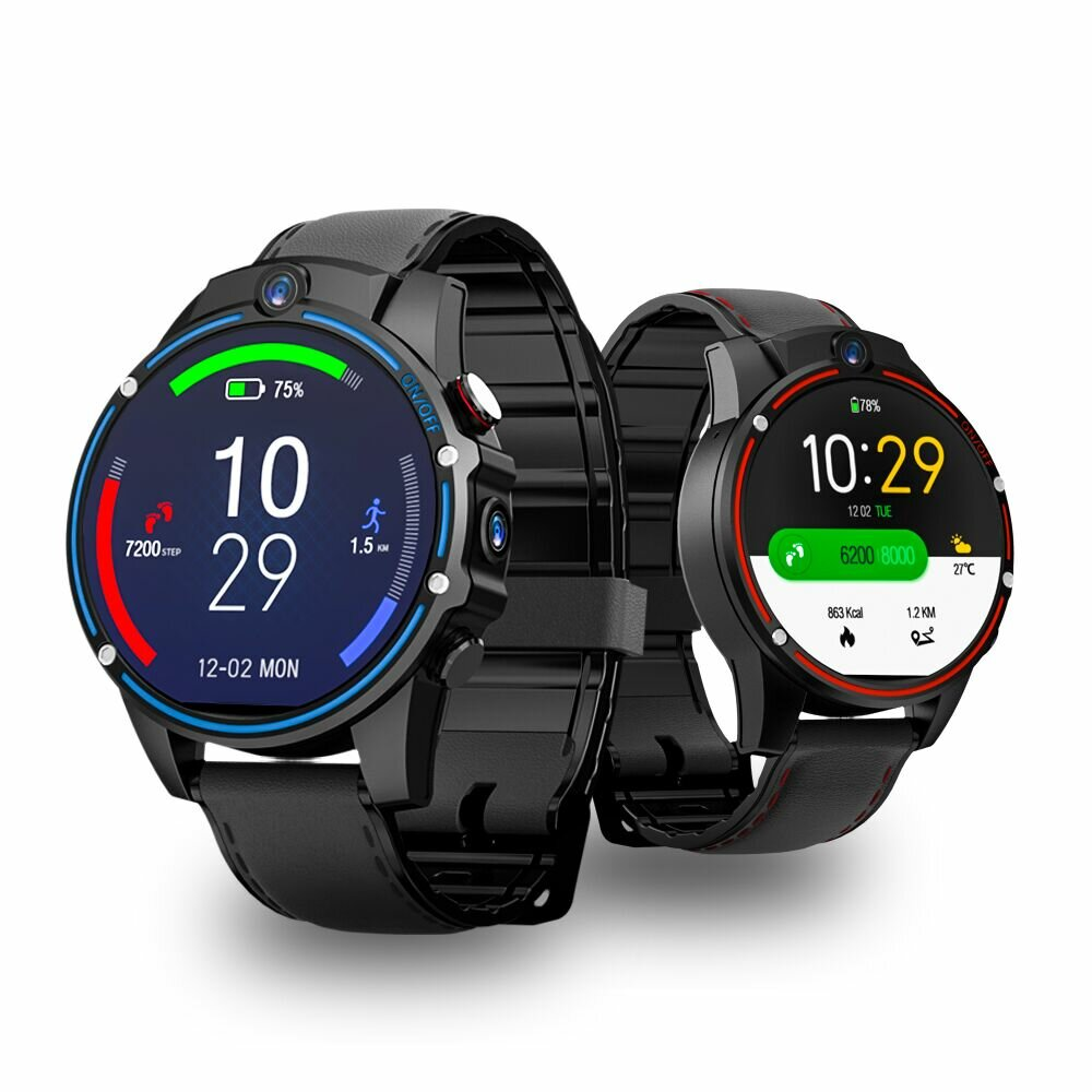 Kospet Vision 1.6' LTPS Crystal Display 3GB+32GB SmartWatch
