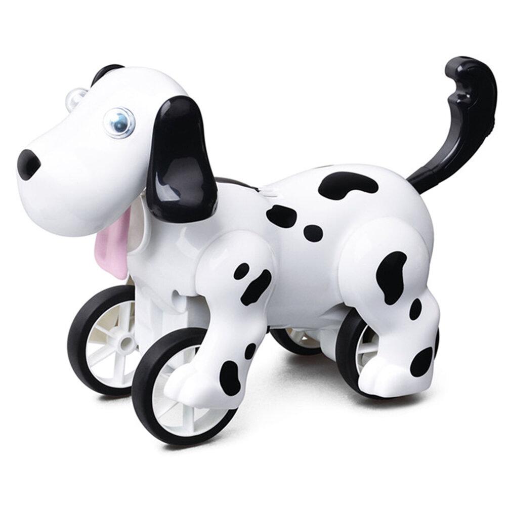 2.4G Smart RC Robot Dog Barking Hand Stand Walking Robot Dog Toy