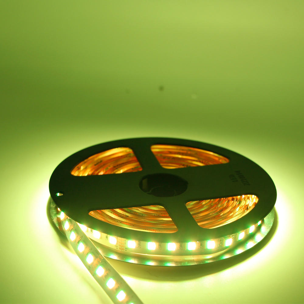 DC24V 5IN1 RGB+CCT Non-waterproof LED Strip Light 5050 Flexible Tape Indoor Lighting Home Lamp Decor - 9