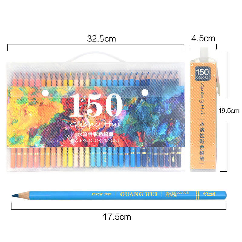 Dasheng 72 Colors Colored Pencils Wood Artist Painting Oil Color Pencil For School Drawing Sketch Art Supplies - 6