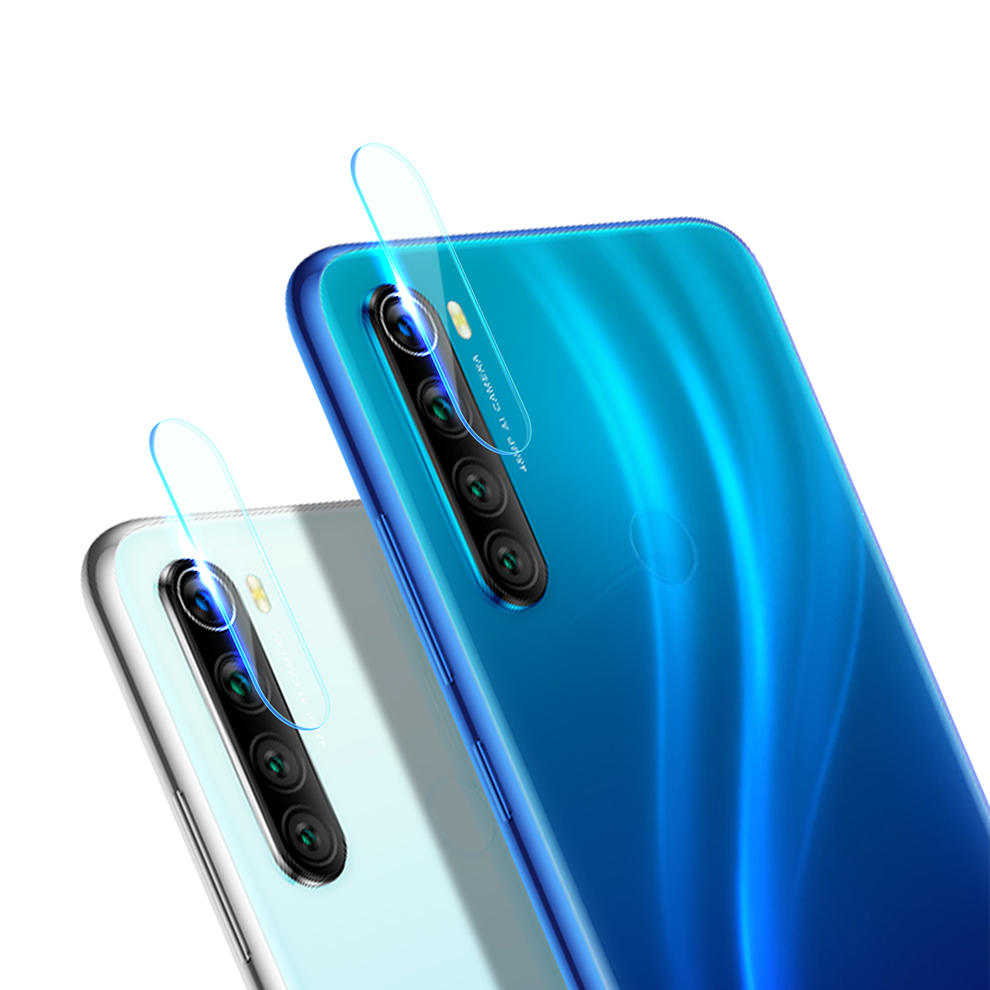 Bakeey 2PCS Anti-scratch HD Clear Tempered Glass Phone Camera Lens Protector for Xiaomi Redmi Note 8