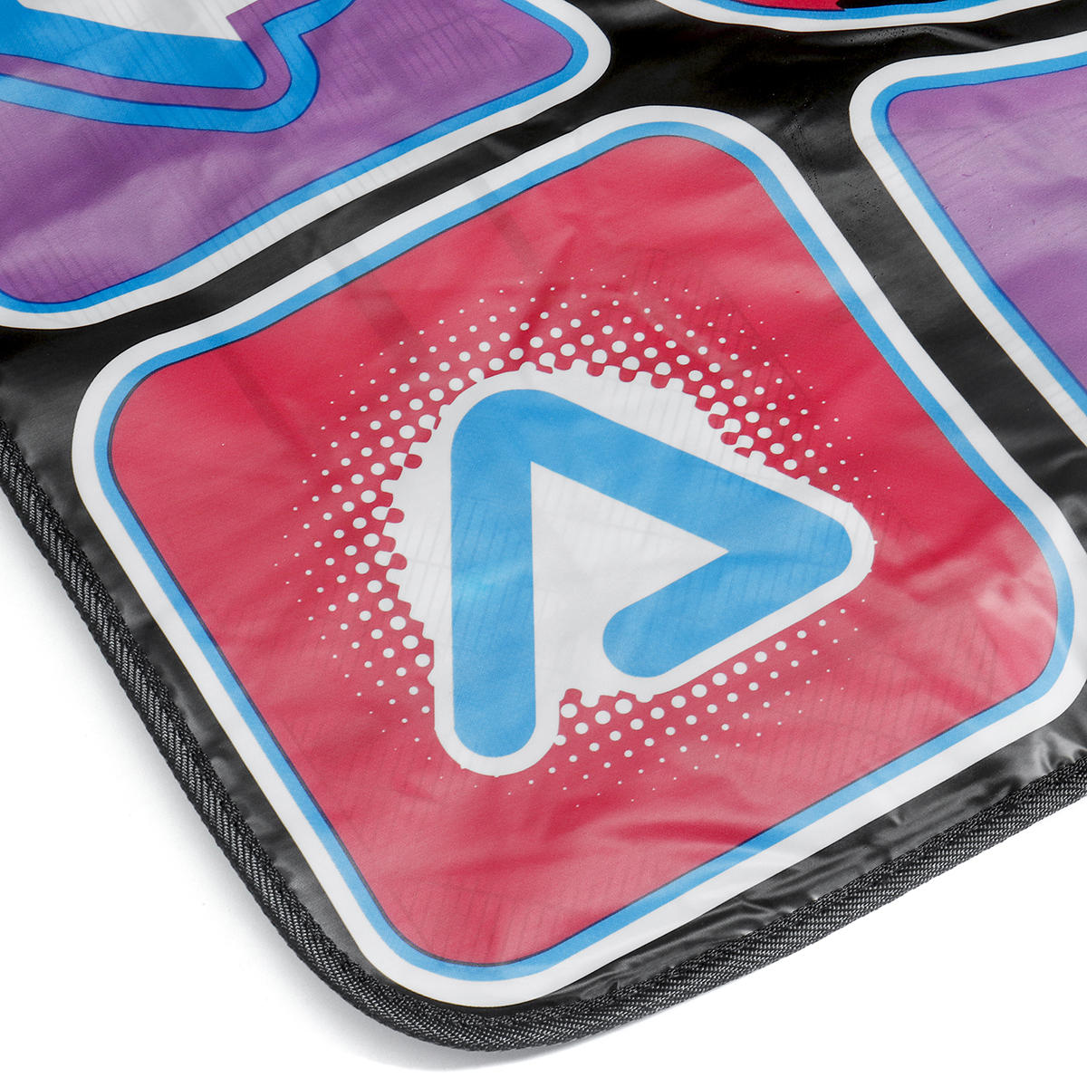 Non Slip Single Dance Pad Step Dancing Non slip Mats for PC Computer USB Game Sport Music - 5