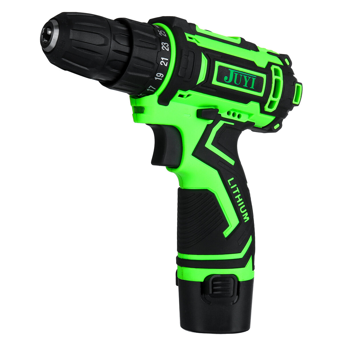 42VF Li-Ion Battery Cordless Rechargeable Electric Impact Drill Driver Screwdriver LED Light - 10