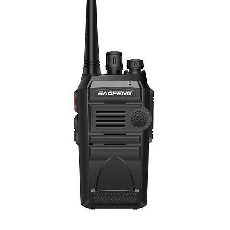 BAOFENG BF-999S5 8W Large Power Handheld Walkie Talkie 16 Channels 400-470MHz Mini Ultra Thin Interphone Driving Hotel Civilian Intercom