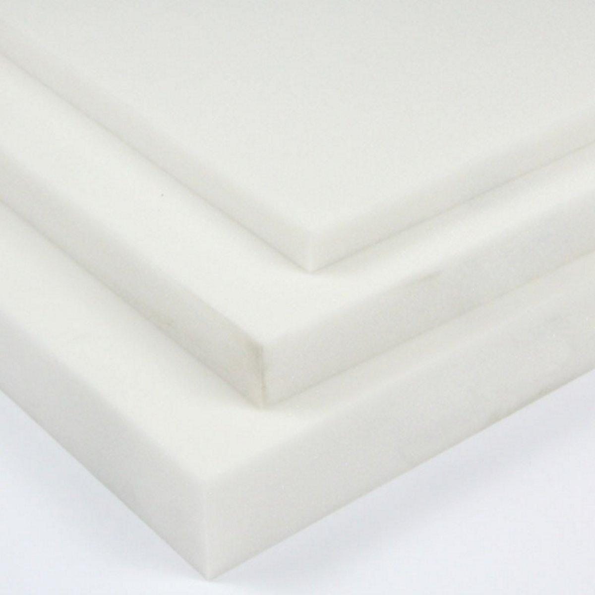CUT TO SIZE Made to Measure Sizes in CM High-Density Upholstery Foam