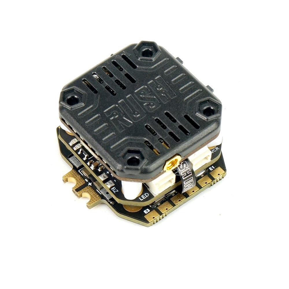 RUSHFPV MINI TANK STACK RUSH CORE F7 & MATRIX 32bit 30A ESC & MINI VTX 25-800MW For FPV Racing Drone 20*20mm