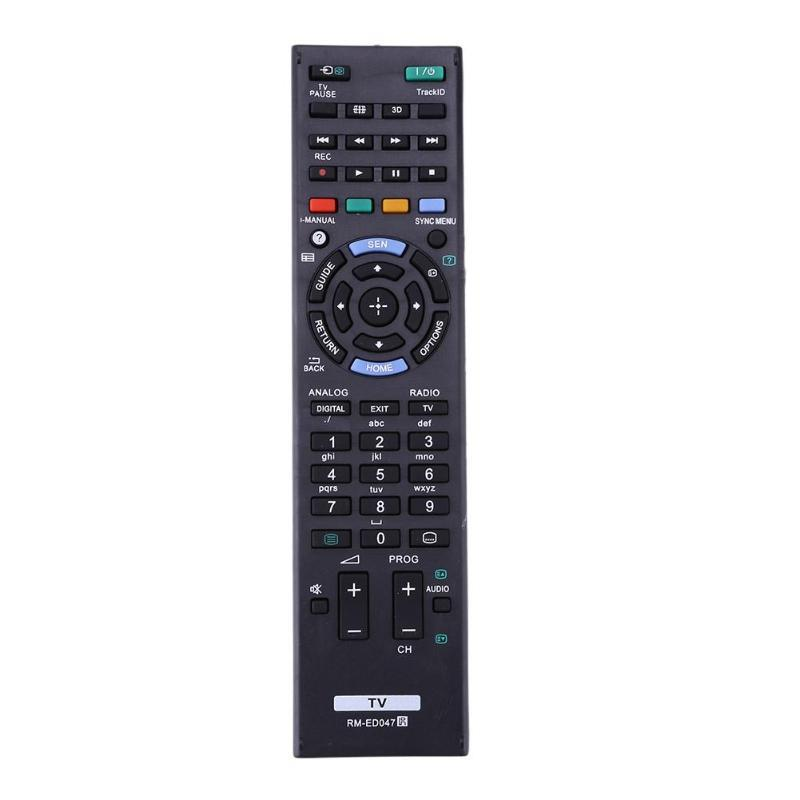 Huayu RM-L1165 3D SMART TV Remote Control for Universal SONY LCD TV