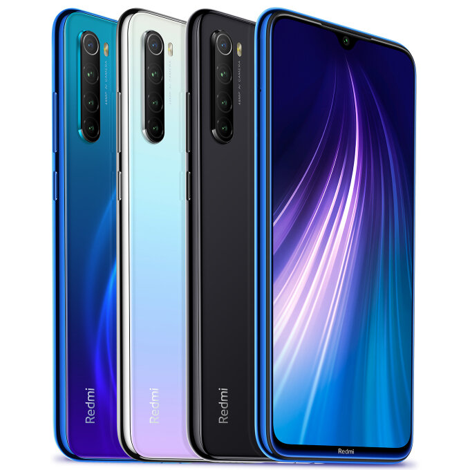 169.99 - Xiaomi Redmi Note 8 6.3 inch 48MP Quad Rear Camera - 4GB - 64GB Global Version