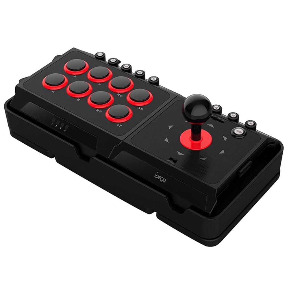 Bakeey USB Wired Fighting Joystick Fight Stick Gamepad With Turbo Macro For PS4 PS3 NS Switch Android