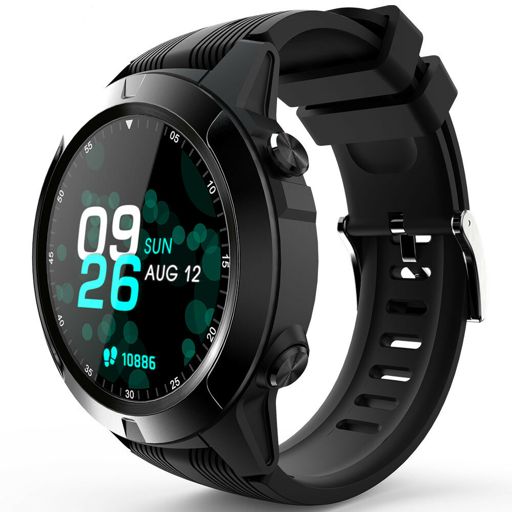 [Video Call] Zeblaze THOR 5 Dual Chipset Global Bands 800w Front-facing Camera 2G+16G Support WIFI GPS 1.39inch AMOLED Screen 4G LTE Watch Phone - 6