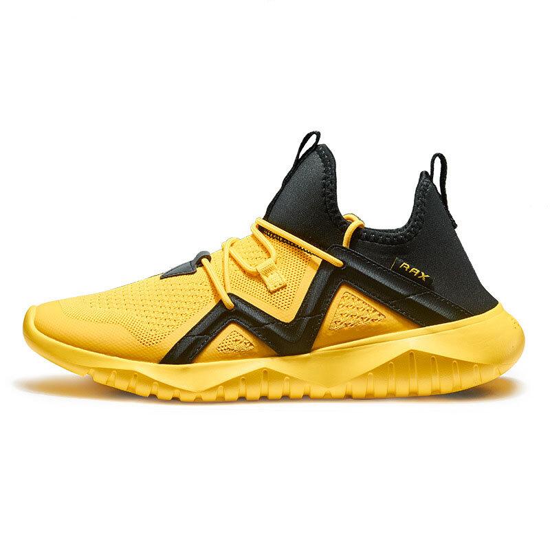 RAXМужскиекроссовкиTrekkingUtralightShoes Легкие EVA Амортизаторы Спортивные дорожные кроссовки На открытом воздухе Кроссовки Форма X - 2
