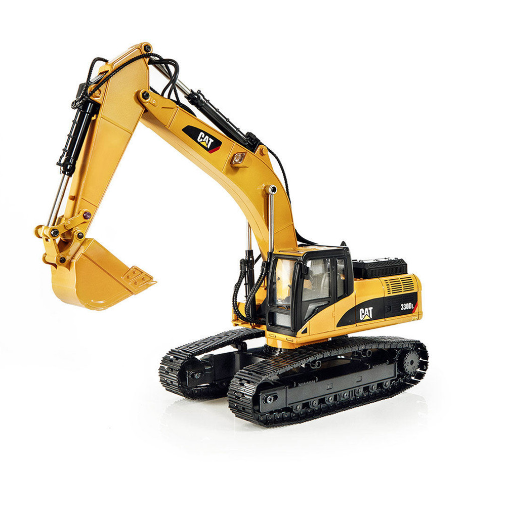 330DL For CAT 1/20 2.4G RC Excavator Alloy Construction Truck Vehicles RTR Model, Topacc  - buy with discount