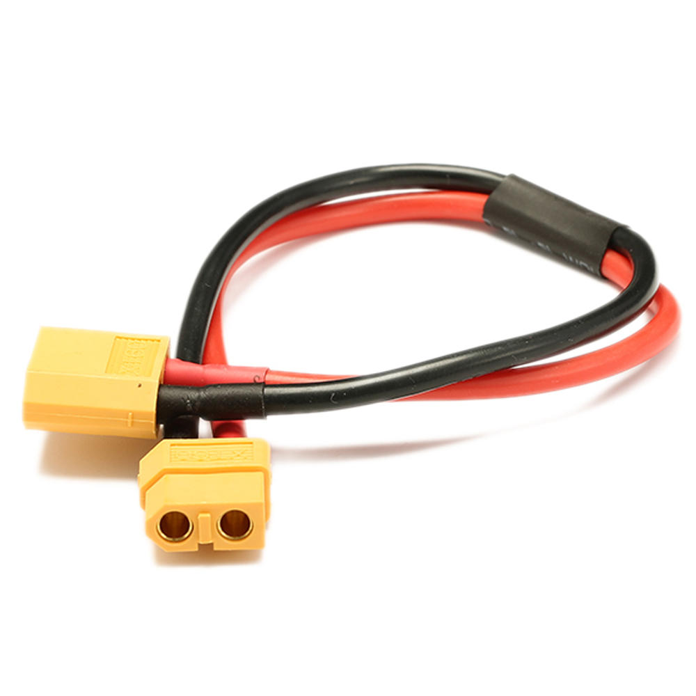 2S 7.4V Lipo Battery Adapter Connector XT30 to JST Male Female Plug - 3