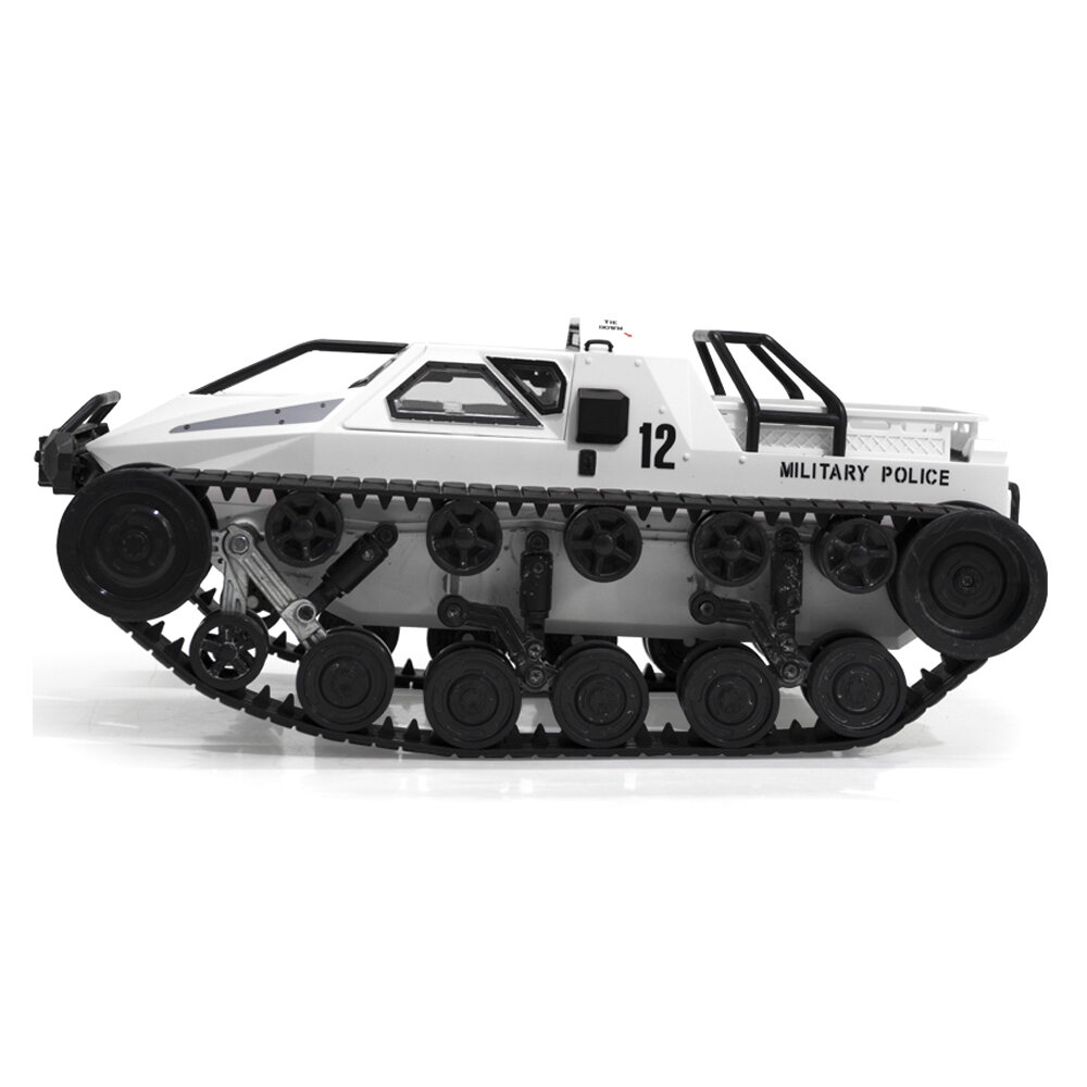 Wltoys 144001 1/14 2.4G 4WD High Speed Racing RC Car Vehicle Models 60km/h Two Battery - 2