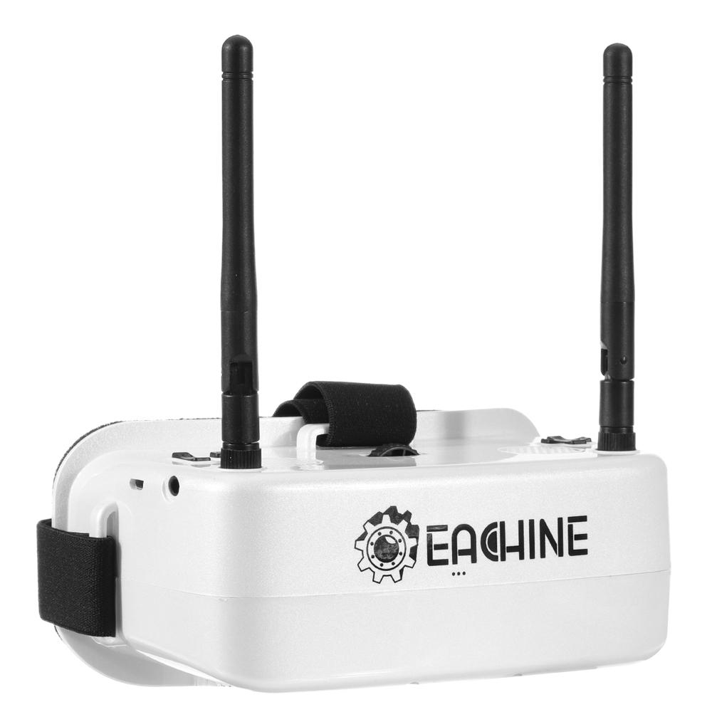 Eachine EV800DM Varifocal 5.8G 40CH Diversity FPV Goggles with HD DVR 3 Inch 900*600 Video Headset Build in 2000mAh Battery - 8