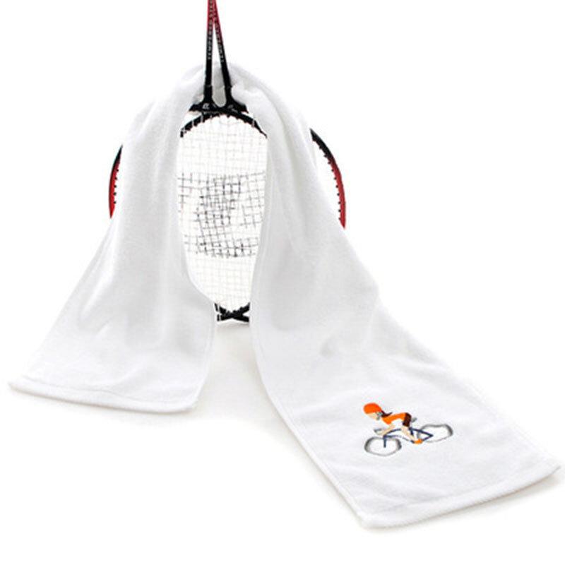 KCASA Cotton Sports Schnelltrocknendes Handtuch Yoga Fitness Handtuch, schweißabsorbierend und schnelltrocknend - 8