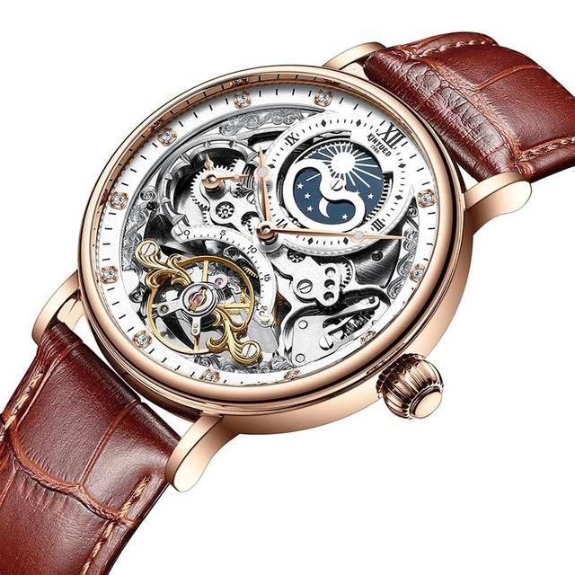 CARNIVAL C19 Multifunction Automatic Mechanical Watch - 1