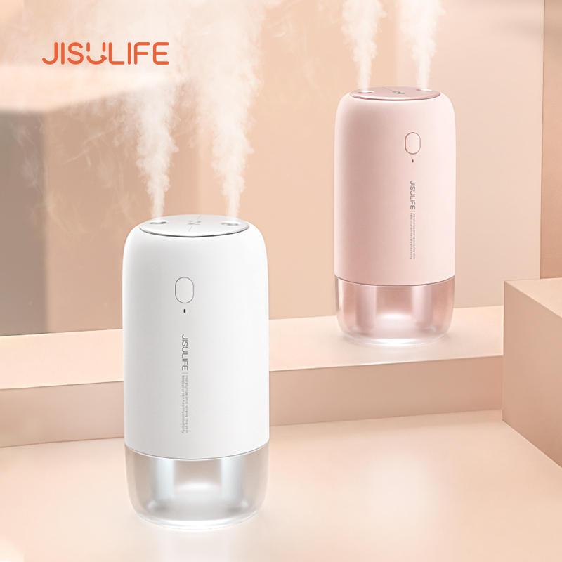 JISULIFE JB08 Dual Boquilla Dual Spray