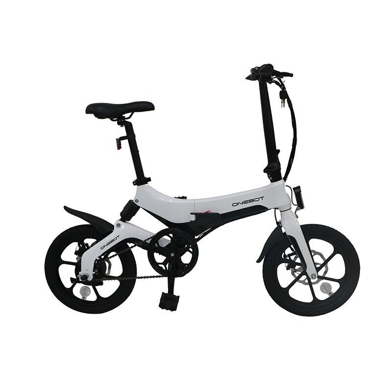 Rower elektryczny ONEBOT S6 z EU za $649.99 / ~2385zł