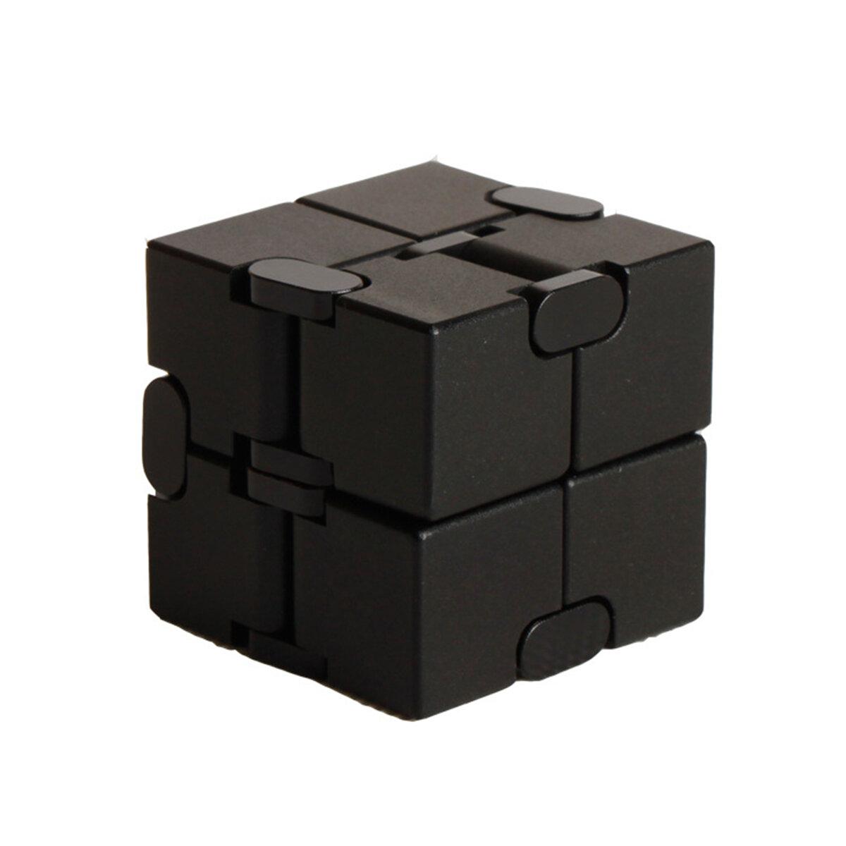 Scrivania Cubo Fidget Toy Adulti Bambini Stress Relief di ADHD concentrazione Regalo