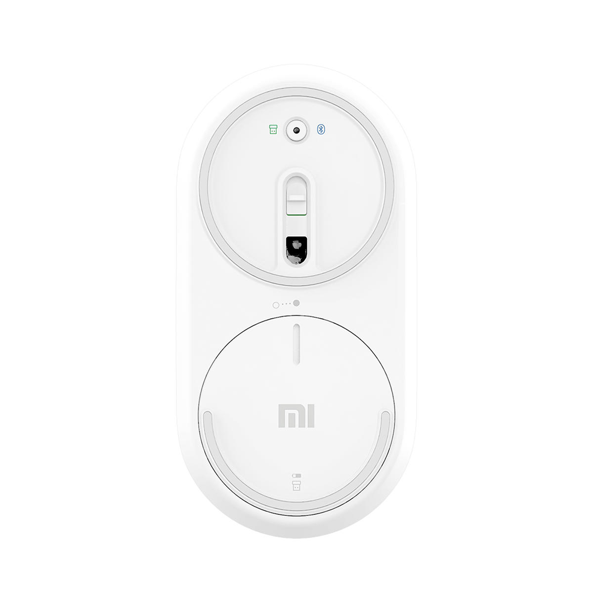 Xiaomi Mi Portable 2.4GHz Optical Wireless Bluetooth Mouse PC Computer - 8