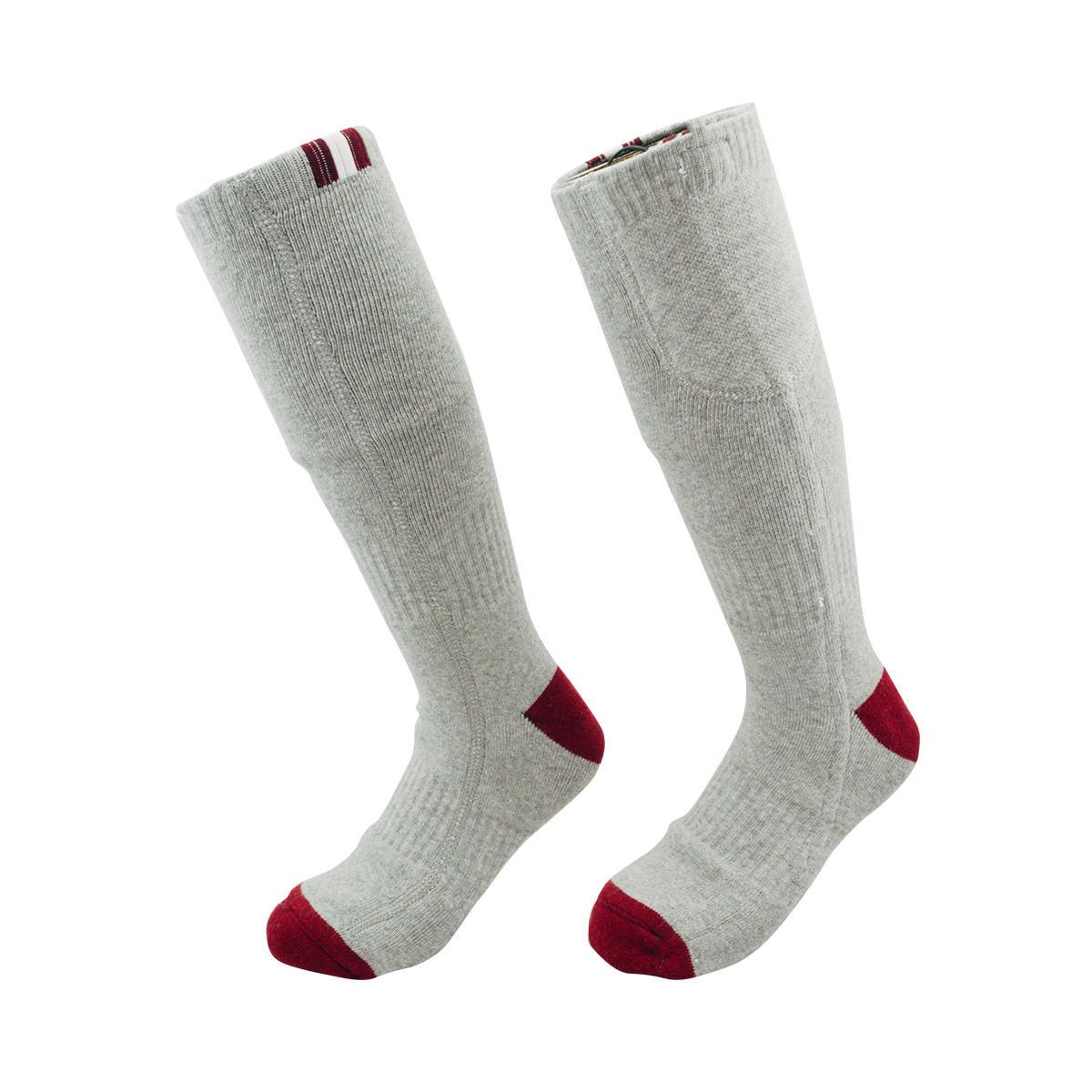 Women Men Electric Heated Socks Feet Foot Winter Warmer, Banggood  - buy with discount
