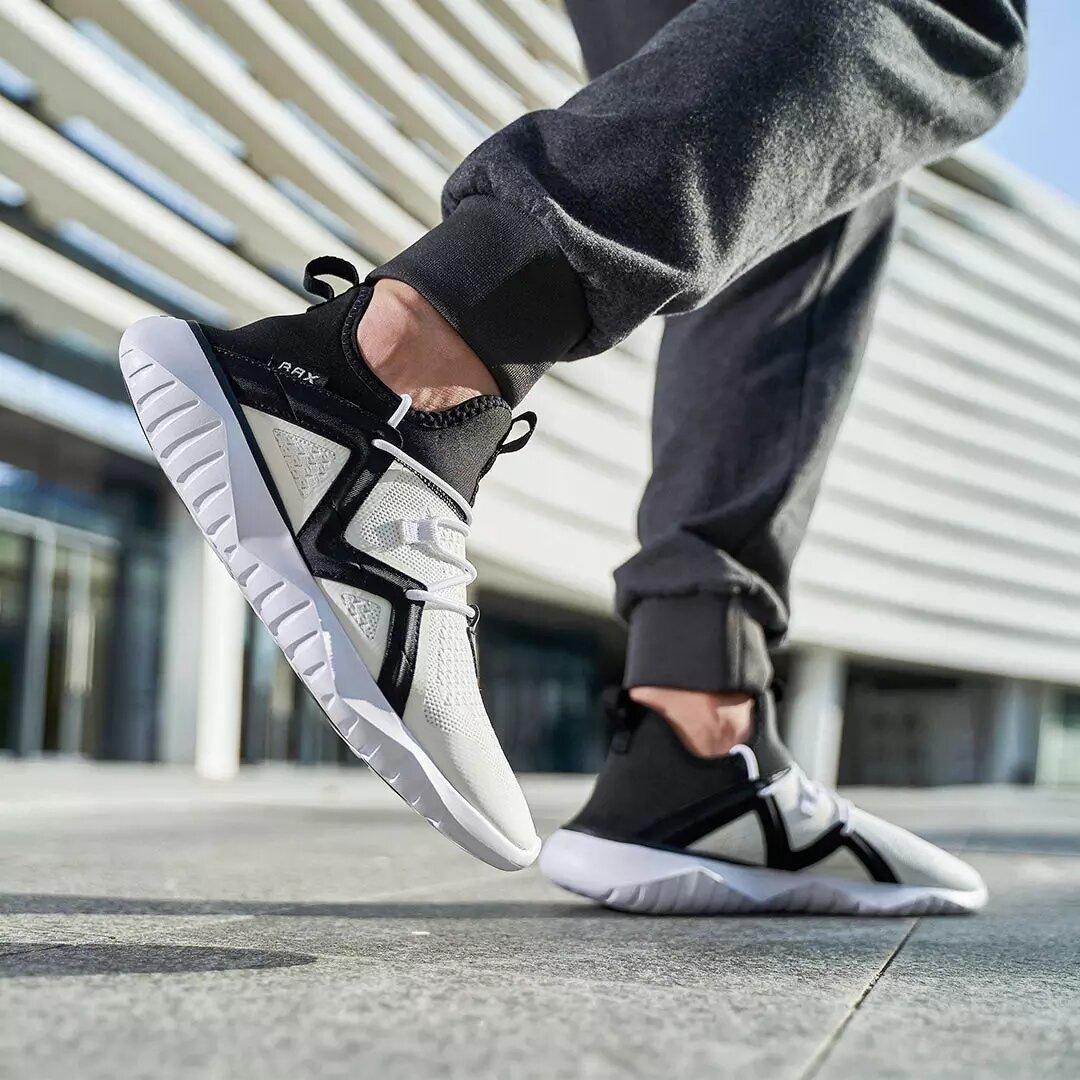 RAXМужскиекроссовкиTrekkingUtralightShoes Легкие EVA Амортизаторы Спортивные дорожные кроссовки На открытом воздухе Кроссовки Форма X - 9