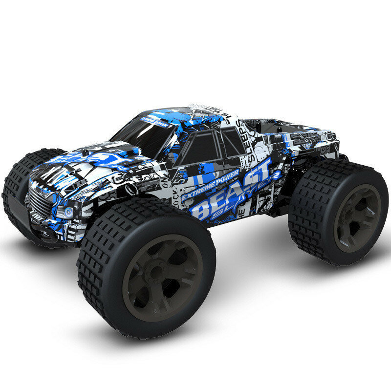 KYAMRC 2811 1/20 2.4G 2WD High Speed RC Car Drift Radio Controlled Racing Climbing Off-Road Truck Toys