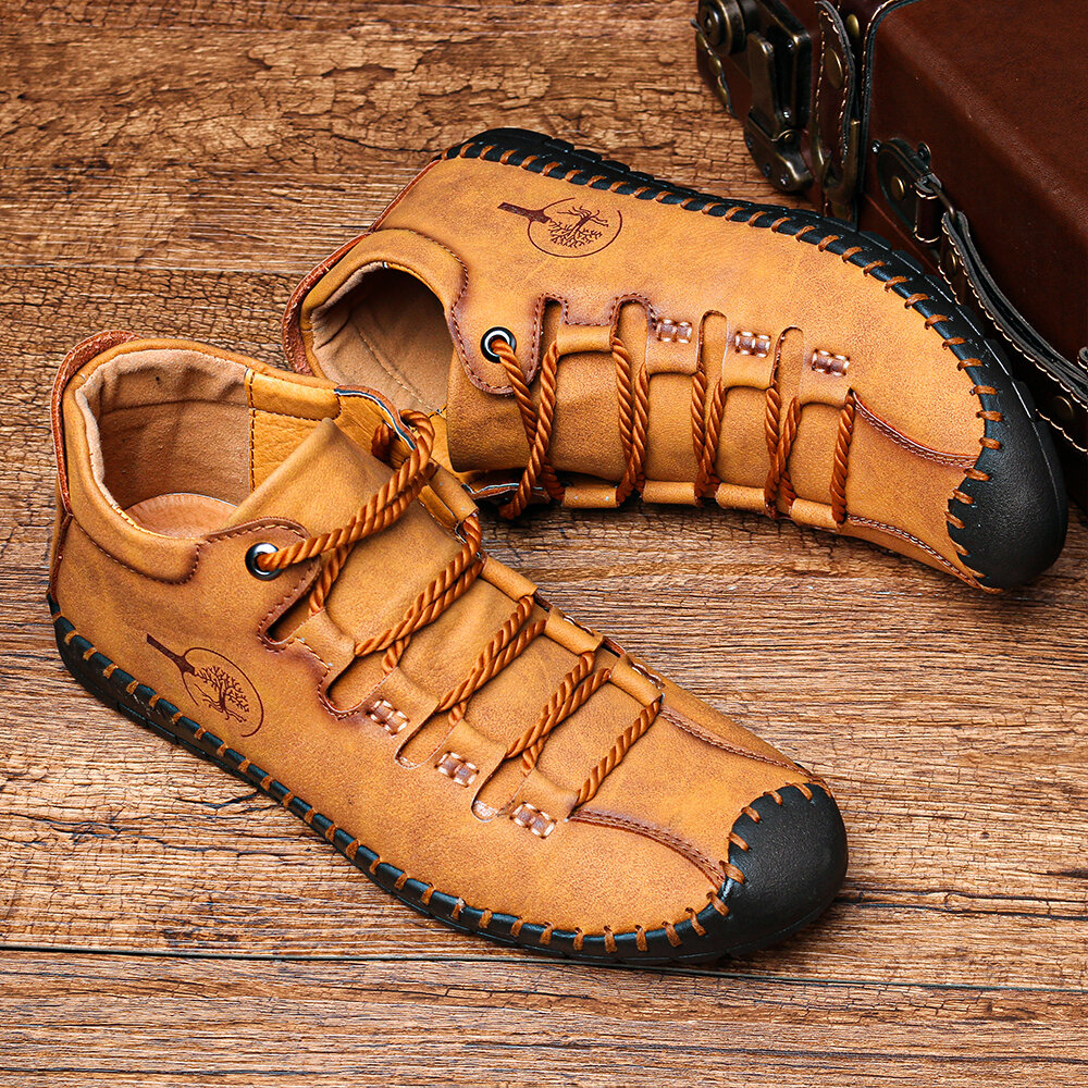 Waterproof Outdoor Hiking Ankle Boots - 7