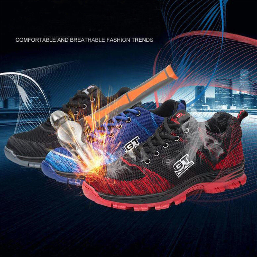 [FROM XIAOMI YOUPIN] Amazfit Men Outdoor Light Shock-absorbing Smart Chip High Elasticity Sneakers Running Shoes - 7