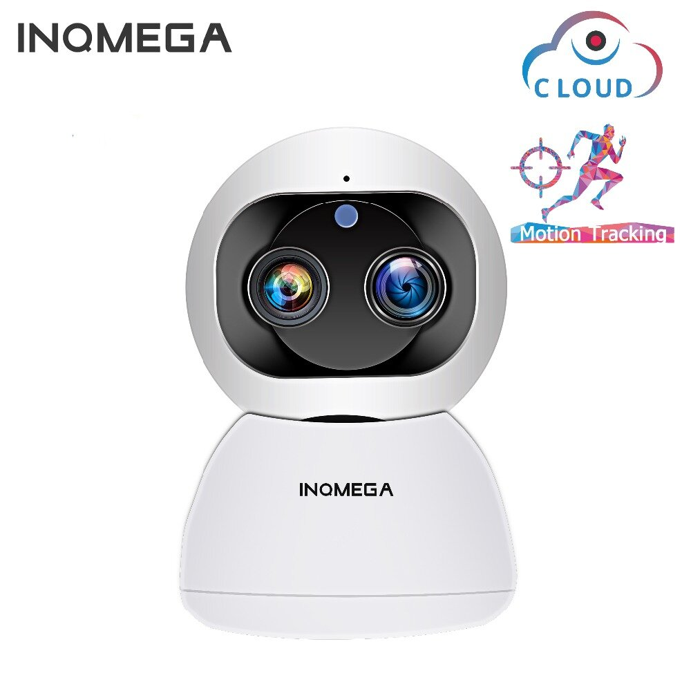 XIAOMI IMILAB A1 3MP HD Baby Monitors 360° Panoramic Wireless IP Camera H.256 Full Color Home Security Device - 1