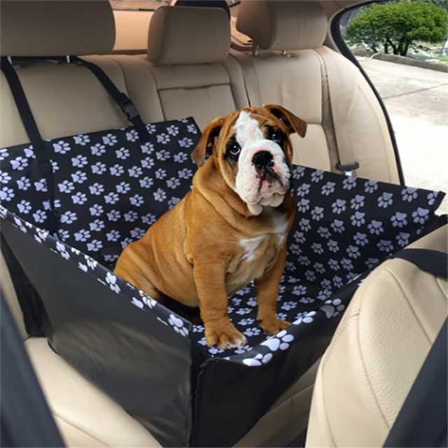Waterproof Pet Dog Car Seat Cover Single-seat Blanket Protector Mat Pet Mat