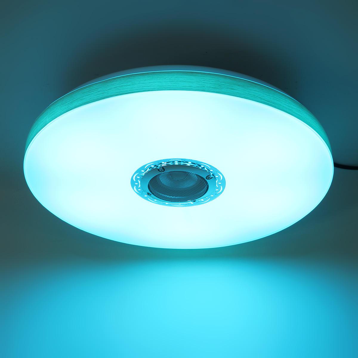 36W RGBW Starlight LED Ceiling Lamp Music Light bluetooth for Bedroom Home AC220V / AC110-240V - 3