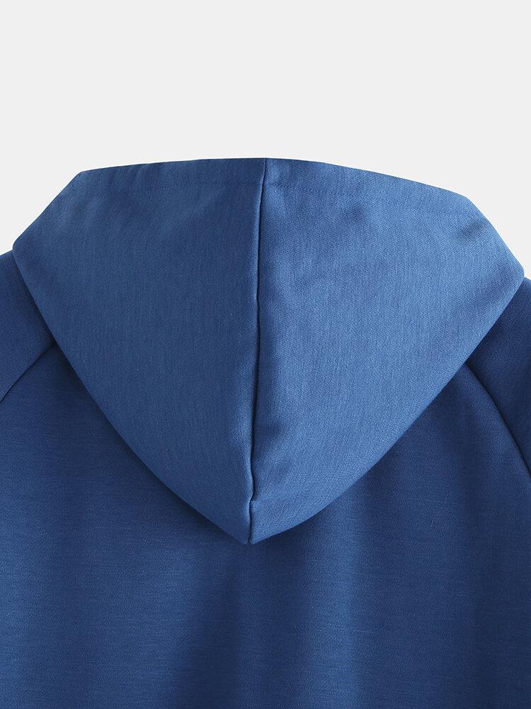 Men Polka Dot Kimono Robe Set Thin Loose Breathable Home Casual Loungewear Pajama Set - 8