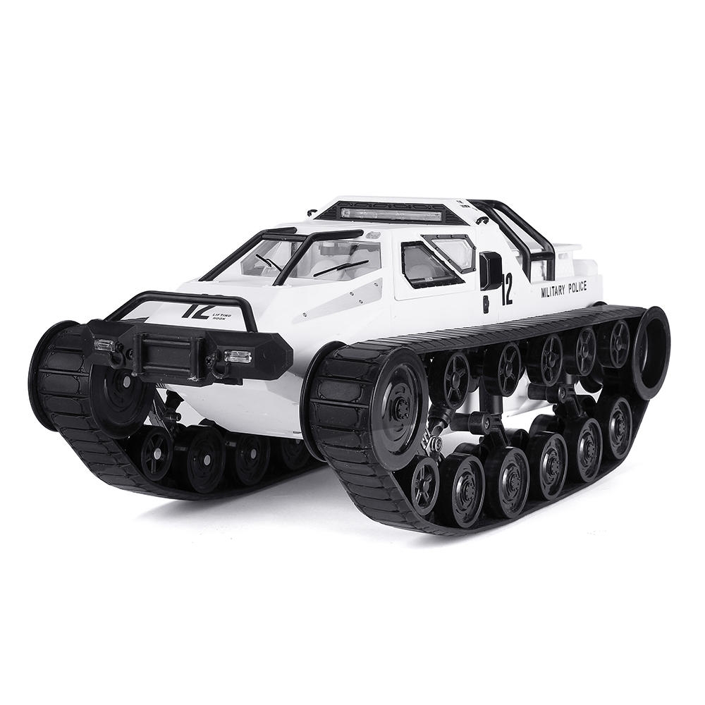 SG 1203 1/12 2.4G Drift RC Tank Car High Speed Full Proportional Control Vehicle Models - 7