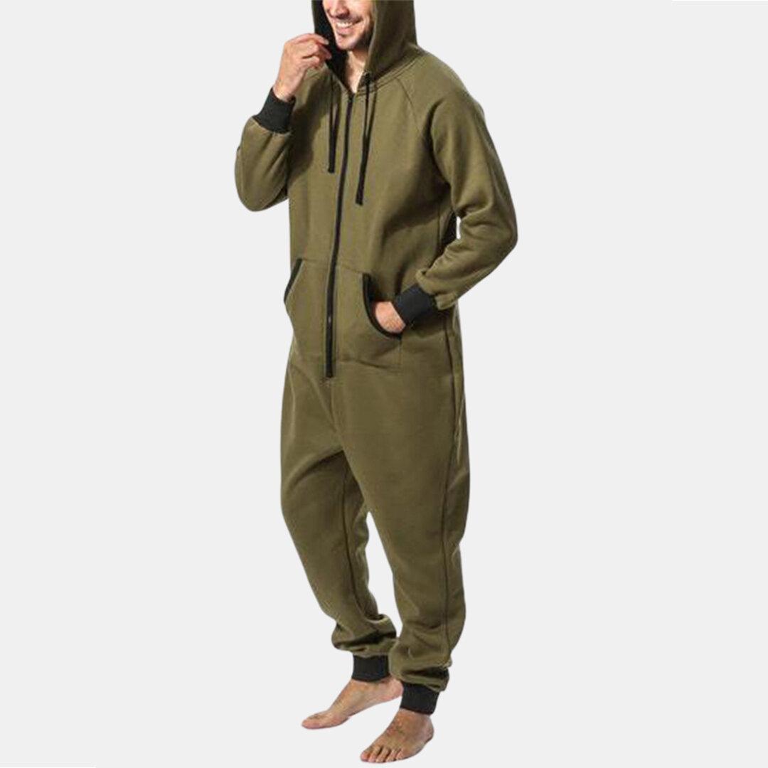 Men Polka Dot Kimono Robe Set Thin Loose Breathable Home Casual Loungewear Pajama Set - 2